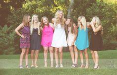 senior, senior pictures, besties, best friends, laugh, giggles, hugs, high school,