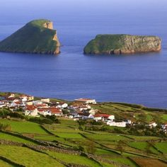 Terceira Island - The Azores, Portugal Visit Portugal, Portugal Travel, Spain And Portugal, Lisbon Portugal, Terceira Azores, Beautiful Places To Travel, Vacation Spots, Beautiful Landscapes, The Great Outdoors