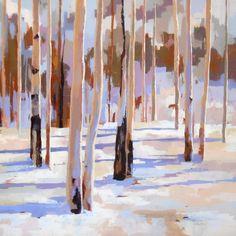 oil painting by Hadley Rampton