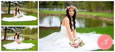 Blush Pink and Gold Romantic Styled Wedding Photos at Trillium Trails | © 2014 Samantha Ong Photography
