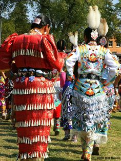 Bismarck Pow wow jingle dancers - 2006 | Flickr - Photo Sharing!