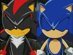 Super Sonic and Super Shadow Sonic Dash, Sonic 3, Sonic And Amy, Sonic Fan Art, Shadow The Hedgehog, Sonic The Hedgehog, Silver The Hedgehog, Shadow And Rouge, Sonic Unleashed