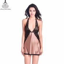 Sleepwear lingerie erótica sexy lingerie Negligee lingerie sexy hot erotic lenceria Fantasias Eróticas Lingerie sexy boneca do bebê Robe(China (Mainland))