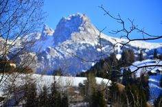 #valgardena #italy #sudtirol #mountains #winter