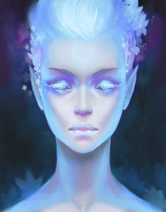 Kai Fine Art is an art website, shows painting and illustration works all over the world. Character Portraits, Character Drawing, Fantasy Inspiration, Character Design Inspiration, Drawing Training, Fantasy Characters, Cool Artwork, Art Inspo, Art Girl