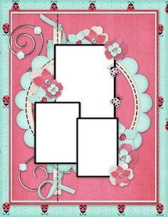 Have Tea Whith me Scrapbook Frames, Papel Scrapbook, Scrapbook Embellishments, Slogans On Health, Scrapbooking Layouts, Digital Scrapbooking, Homemade Envelopes, Cupcake Clipart, Japanese Party