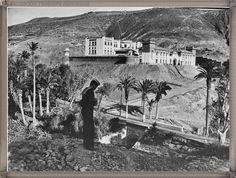 Gran Canaria - cárcel de Barranco Seco -año 1960..... #canariasantigua #blancoynegro #fotosdelpasado #fotosdelrecuerdo #recuerdosdelpasado #fotosdecanariasantigua #islascanarias #tenerifesenderos