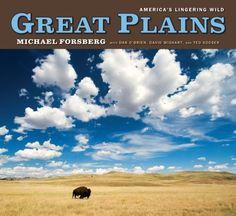 Great Plains: America's Lingering Wild by Michael Forsberg, http://www.amazon.com/dp/0226257258/ref=cm_sw_r_pi_dp_zi8Sqb0JNS1C4