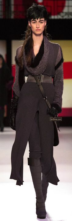 Jean Paul Gaultier 2013-14 Fall Winter Collection ❤
