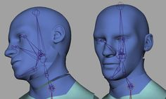 Introduction to rigging in Maya - The Neck and the Head