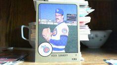 PROCARDS 1988 RICHARD SURHOFF CARD# 529 CUBS IOWA?(FREE REFLECTIVE STICKER)