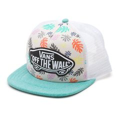 479275e3c28 Beach Girl Trucker Hat ( 20) ❤ liked on Polyvore featuring accessories