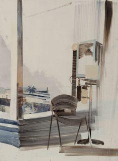Simon Preston Gallery   Nick Goss Fire Risk, 2012