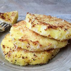 Coconut Coated Pineapple Pancakes. If you like piña coladas…but, really everyone was saying they taste like piña coladas, virgin piña coladas. The..