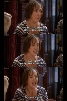 It was a wrong number, they weren't my curtains! They were someone else's curtains! Miranda Bbc, Miranda Hart, British Humor, Wrong Number, Real Queens, Queen Of England, Tv Quotes, Great Friends, Comedians