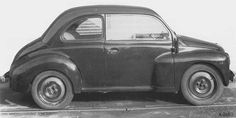 OG | 1946 Renault 4CV - Project 106 | Prototype no.2 from 1942