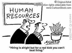 Human Resources Departments funny cartoons from CartoonStock directory - the world's largest on-line collection of cartoons and comics.