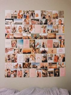 Trendy wall collage diy polaroid 34 Ideas diy wall is part of Room decor - # .Trendy wall collage diy polaroid 34 Ideas diy wall is part of Room decor - Creative DIY Photo