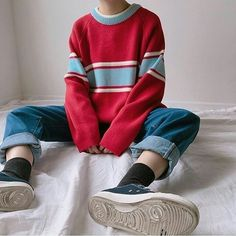 The 10 Best Fashion Today (with Pictures) - Siga para más . Aesthetic Fashion, Aesthetic Clothes, Look Fashion, Korean Fashion, Aesthetic Outfit, Aesthetic Boy, Look Retro, Style Retro, Mode Outfits