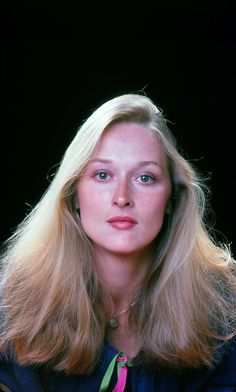 Vintage Photos Of Meryl Streep Remind Us She's Been Winning Since The '70s