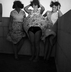 Guy Le Querrec (Cap d'Antibes, France, (Credit: Credit: Guy Le Querrec/Magnum) Magnum Photos, White Photography, Street Photography, Cap D Antibes, Antibes France, Windy Skirts, 12 Image, Photographer Portfolio, Love And Lust