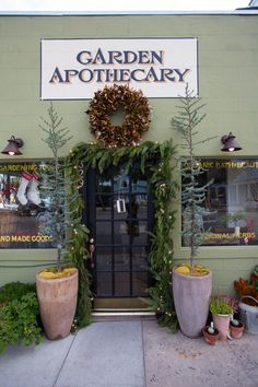 Nearly everything Jennifer Lee Segale sells in her Garden Apothecary Shop in Half Moon Bay, California is grown locally or made by hand. This includes her all-natural line of skin and beauty products: