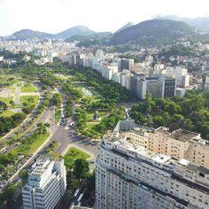 Praça Paris / Aterro do Flamengo - Rio