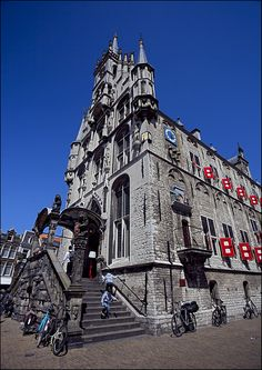 Town Hall, Gouda, Netherlands Copyright: Rich Beghin