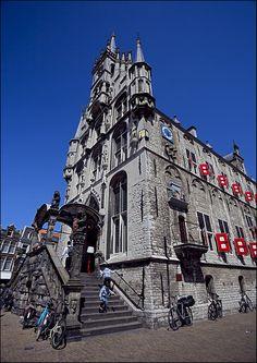 Town Hall, Gouda, Netherlands