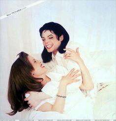Michael & Lisa....How Cute!!