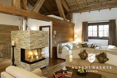 Luxuslodges in St. Anton - Hüttenurlaub in St. Anton am Arlberg mieten - Alpen Chalets & Resorts