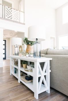 #MountainHillProject Reveal: Home Tour! See more at DesignLovesDetail.com