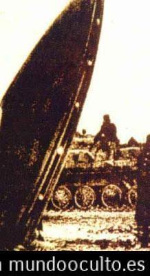 LOS OVNIS REALES DE HITLER y la experimentación con platillos de los Nazis