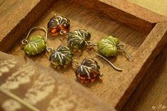 Lístočkové Elf, Stud Earrings, Vintage, Jewelry, Jewlery, Jewerly, Stud Earring, Schmuck, Elves