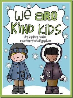 We are Kind Kids - Random Acts of Kindness for the classroom