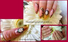 Nails 2016, Beautiful, Beauty, Beauty Illustration