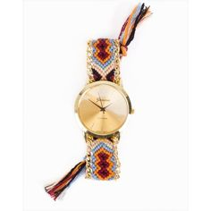 Jfr Watch Multi ($20) ❤ liked on Polyvore