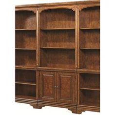 Aspenhome Hawthorne Door Bookcase