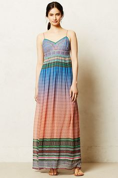 Sunset District Maxi Dress #anthropologie