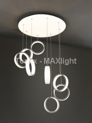 Lampa wisząca Tokyo I (P0198) Max Light