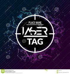 laser-tag-target-game-poster-flyer-vector-lasertag-banner-fun-party-aim-shot-82927227.jpg (1300×1390)