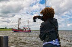 cool Fotografie »Auf'm Kutter – Ostfriesland Numero 26«,  #Landleben