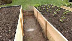 Vyvýšené záhony - foto návod – Z mojí kuchyně Wood, Plants, Gardening, Diy, Garden, Vegetable Gardening, Compost, Woodwind Instrument, Bricolage