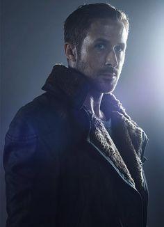Ryan Gosling l Blade Runner Ryan Gosling Young, Ryan Gosling Drive, Ryan Gosling Blade Runner, Electric Sheep, Blade Runner 2049, Charlie Hunnam, Hollywood Actor, To My Future Husband, Cinematography
