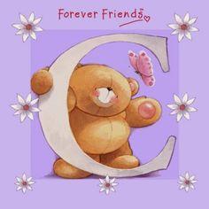 Alfabeto de For Ever Friends. | Oh my Alfabetos!