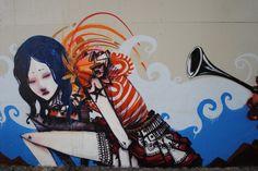 Street Art, Brazil