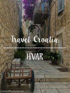 Itinerary: Sunset to sunrise in Hvar, Croatia #Party #Croatia #Sun #Travel