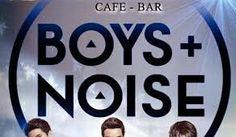 Boys and noise Cafe Bar, Burger King Logo, Company Logo, Fan, Logos, Coffee Cozy, Logo, Hand Fan