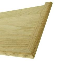Stair Parts 48 In. X 11 1/2 In. Unfinished Red Oak Stair Tread