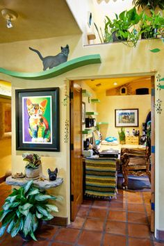 Garden Oasis - The Cat House. the Alligator cat entry! #cats ... on design homes ceo, design house inc, design construction, design guild homes, design technology inc, design security inc,